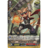 Stealth Beast, Cat Devil G-TCB02/052EN C