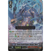"Demon Stealth Dragon, Shiranui ""Oboro"" G-TD13/005EN RRR"