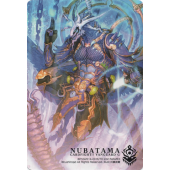 "Clan Card: Nubatama: Demon Stealth Dragon, Shiranui ""Oboro"""