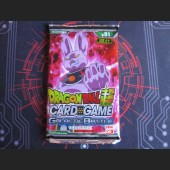 Dragon Ball Super Booster Pack: Galactic Battle B01: Champa Pack