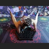 Bazelgeuse :: Monster Hunter World Figure Builder Plus Volume 12