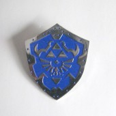 Hylian Shield #ZP04 Pin