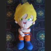 Dragon Ball Z SSJ Goku Plush ~10 inch / ~25 cm