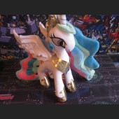My Little Pony MLP Princess Celestia Plush ~12 inch / ~30 cm