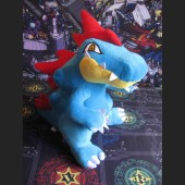 PokéMon Feraligatr Plush ~12 inch / ~30 cm