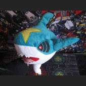 PokéMon Sharpedo Plush ~12 inch / ~30 cm