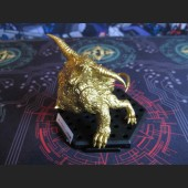 Rajang (Gold) :: Monster Hunter Figure Builder Plus Anger Ver.2