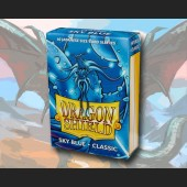 60 Dragon Shield Card Sleeves Mini Small Classic Sky Blue