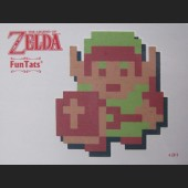 8-Bit Link FunTat Tattoo 4 OF 9
