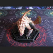 Tigerstripe Zamtrios :: Monster Hunter Figure Builder Plus Volume 1