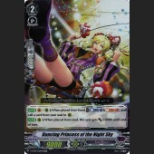 Dancing Princess of the Night Sky V-BT04/024EN RR