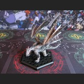 Valphalk / Barufaruku :: Monster Hunter Figure Builder Plus Volume 8