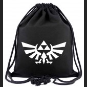 The Legend of Zelda Bag: Hyrule Triforce Emblem