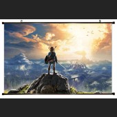 Wallscroll: The Legend of Zelda Breath of the Wild #01