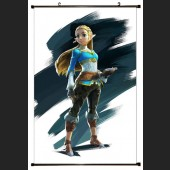 Wallscroll: The Legend of Zelda Breath of the Wild #02
