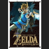 Wallscroll: The Legend of Zelda Breath of the Wild #04