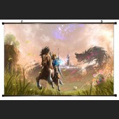 Wallscroll: The Legend of Zelda Breath of the Wild #06