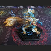 Zinogre :: Monster Hunter Figure Builder Plus Anger Ver.2